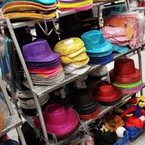 Chapeaux et casques